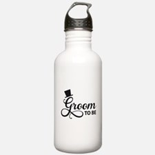 Groom to be Water Bottle