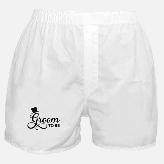 Groom to be Boxer Shorts