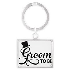 Groom to be Keychains