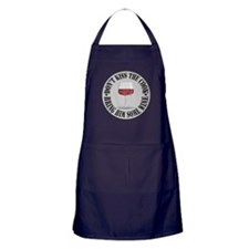 Don't Kiss the Cook Apron (dark)