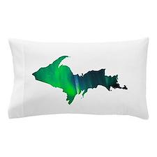 Aurora Borealis U.P. 2 Pillow Case