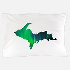 Aurora Borealis U.P. 2 Pillow Case