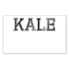 KALE, Vintage Decal