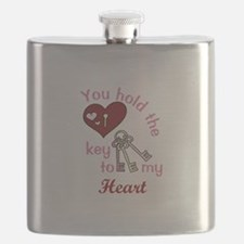 You Hold The Key Flask