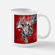 Deadpool Sketch Mug