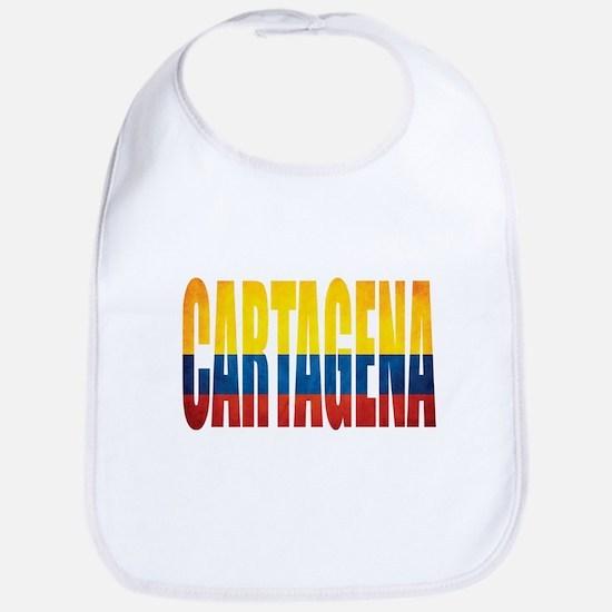 Cartagena Baby Bib