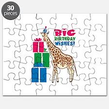 Big Birthday Wishes! Puzzle
