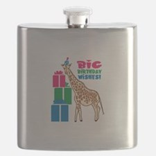 Big Birthday Wishes! Flask