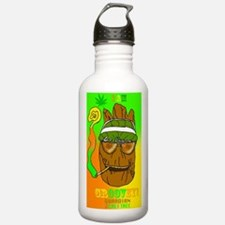 Unique Hunter thompson Water Bottle