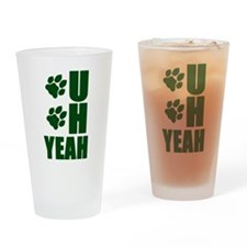 OH YEAH Drinking Glass