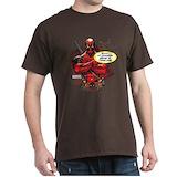 Deadpool Tops