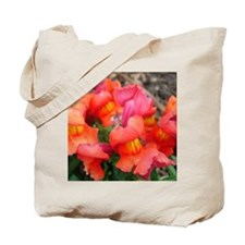 Snapdragon Sunset Tote Bag