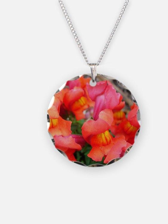 Snapdragon Sunset Necklace