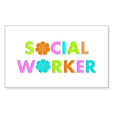 Social Worker 2014 Decal