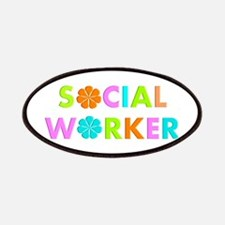 Social Worker 2014 Patches