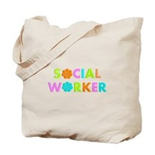 Social Worker 2014 Tote Bag