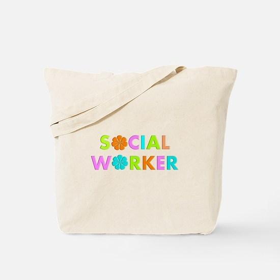 Social Worker 2014 Tote Bag