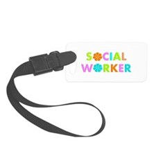 Social Worker 2014 Luggage Tag