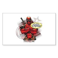 Deadpool Besmirched Decal