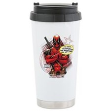 Deadpool Besmirched Travel Mug