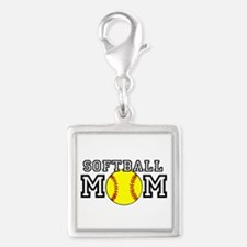 Softball Mom Charms