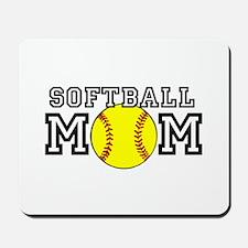 Softball Mom Mousepad