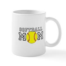 Softball Mom Mugs