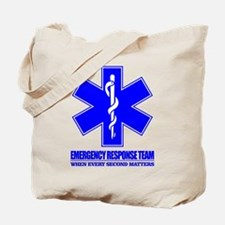 Emergency Response Team Tote Bag