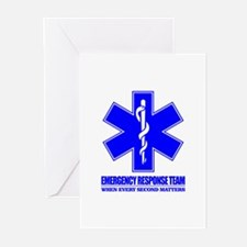 Emergency Response Team Greeting Cards (Pk of 10)
