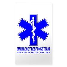Emergency Response Team Decal