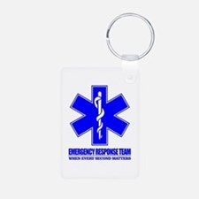 Emergency Response Team Keychains