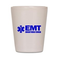 EMT Shot Glass