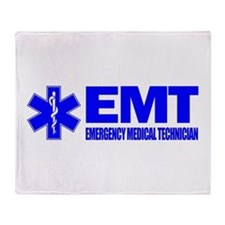 EMT Throw Blanket