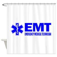 EMT Shower Curtain