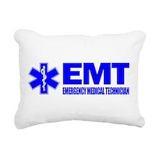 EMT Rectangular Canvas Pillow