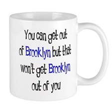 brooklyn out Mug