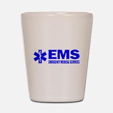 EMS Shot Glass
