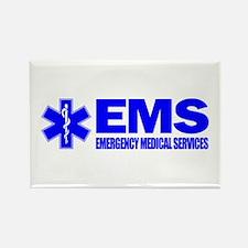 EMS Rectangle Magnet (10 pack)