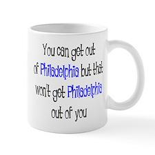 philadelphia out Mug