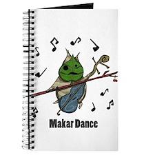 Makar Dance Journal
