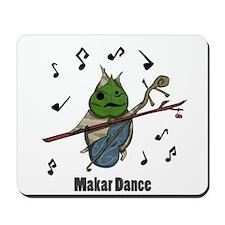 Makar Dance Mousepad