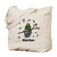Makar Dance Tote Bag