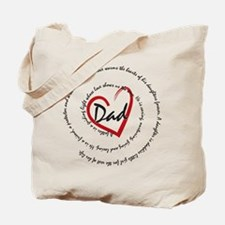 Fathers Day Dad Tote Bag