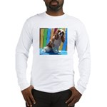 Lifes A Beach Long Sleeve T-Shirt