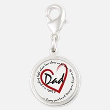 Fathers Day Dad Charms