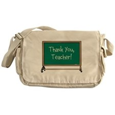 Thank a Teacher Messenger Bag