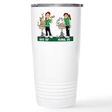 Unique Groomer Travel Mug