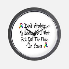 Don't analize Wall Clock