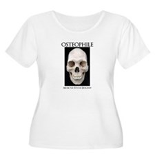 OSTEOPHILE: for bone lovers Plus Size T-Shirt