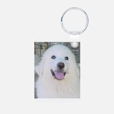 Great Pyr Puppy Keychains